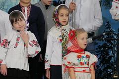 088. Фестиваль колядок в актовом зале 10.01.2020