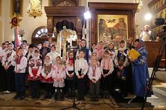 047. Фестиваль колядок в Успенском соборе 10.01.2020