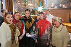 018. Фестиваль колядок в Успенском соборе 10.01.2020