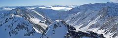 Expanse (Alpine Light & Structure) Tags: switzerland schweiz suisse alps alpen alpes winter snow skitour stgallen pizol