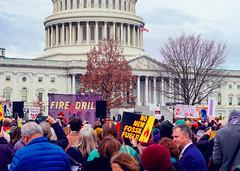 2020.01.10 Fire Drill Fridays with Jane Fonda, Washington, DC USA 010 40038