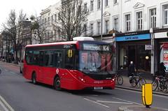 IMGP5577 (Steve Guess) Tags: surbiton surrey greater london england gb uk rbk tfl bus alexander dennis enviro 200 adl united ratp sn18krz sde20298