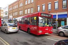 IMGP5567 (Steve Guess) Tags: surbiton surrey greater london england gb uk rbk tfl bus abellio dennis dart plaxton pointer mpd bx54dmz 8020