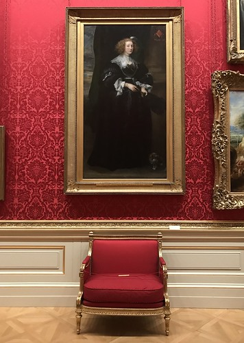 Stole some time in London to take a peek at some of the treasures in the Wallace Collection.   What a bottomless treasure trove. One could spend years in here.  #wallacecollection #dante #thelioninlove #francescadarimini #vandevelde