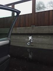 Choosing Religion (svennevenn) Tags: bergen remark stencils gatekunst streetart