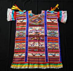 Chinantec Huipil Oaxaca Mexico Tlacoazintepec (Teyacapan) Tags: huipil mexico oaxaca chinanteco tlacoazintepec ropa clothing textiles