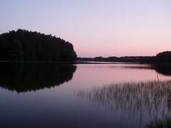 2011-06-05 jez Jelenie (46) (aknad0) Tags: polska jelenie krajobraz jeziora zachódsłońca las rośliny