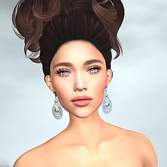 LuceMia - Swank Event (2018 SAFAS AWARD WINNER - Favorite Blogger -) Tags: chdesign swankevent event exclusive skin genus omega chwiendaenerysskin wien daenerys eclecticabohoearrings eclectica boho earrings jewelry sl secondlife mesh fashion creations blog beauty hud colors models lucemia marketplace