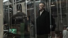 Chicago (bior) Tags: chicago subway metra metropolis city urban publictransit train passenger people person stranger commute fujifilmxt3 xf50mmf2