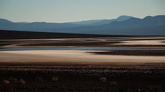 Death Valley (San Francisco Gal) Tags: deathvalley nationalpark mormonpoint panamintmountains water sand salt january 2020