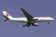 B-8231 A332 CHINA EASTERN YBBN (Sierra Delta Aviation) Tags: china eastern airbus a332 brisbane airport ybbn b8231