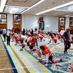 2020 CFP National Championship Ballroom Practice