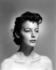 Ava Gardner (thomasgorman1) Tags: photo negative portrait bw monochrome vintage actress icon hollywood face noir tamlin killers venus 1940s