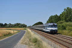 23-07-2019 SNCF 67523 + Corail, Flandre