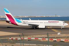 D-ABKM_05 (GH@BHD) Tags: dabkm boeing 73786j eurowings arrecifeairport lanzarote 737 737800 738 b737 b738 ew ewg ace gcrr arrecife aircraft airliner aviation