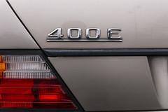 400E (GmanViz) Tags: gmanviz color sonya6000 car automobile vehicle detail badge mercedesbenz 400e taillight