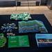 Brochures & Swag at Ze RapidBus Launch