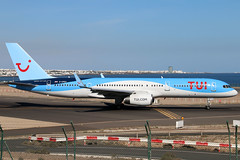 G-CPEV_05 (GH@BHD) Tags: gcpev boeing 757236 tuiairways arrecifeairport lanzarote 757 752 757200 b757 b752 by tom tui ace gcrr arrecife aircraft aviation airliner