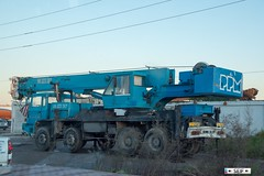 Renault Crane Tunis Tunisia 2019 (seifracing) Tags: renault crane tunis tunisia 2019 heavy duty seifracing spotting security rescue recovery transport traffic trucks tunisie tunesien tunisian tunisienne tunisien seif services photography