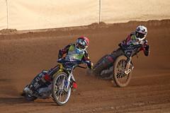 Olympic Park 8 (michaelbull2) Tags: bikes speedway sports motorcycles motorsport motorbikes racing racetrack dirtbikes