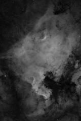 NGC 7000 - The North America Nebula (AllAboutRefractors) Tags: nebula nebulae refractor astrophotography astronomy astrophysics starlightxpress stars nightsky deepsky qhy chroma
