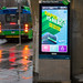 A Rapidbus & A TransLink Touchscreen