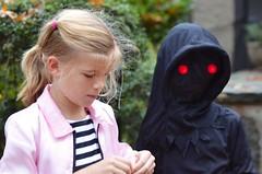 Maddie & Everett On Halloween (Joe Shlabotnik) Tags: 2019 everett madeleine halloween october2019 afnikkor50mmf14d
