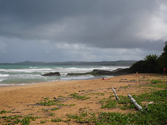 P1000996 (waldy5897) Tags: playa lumix beach luquillo panasonic nublado puertorico gx9 clouds