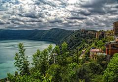 Lake Albano, Italy