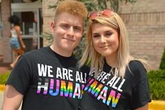 We are all HUMAN (radargeek) Tags: pride okcpride okc oklahomacity parade portrait 2019 june