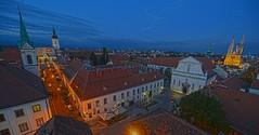 Zagreb CityScape DSC_7583 (JKIESECKER) Tags: zagreb croatia lotrščaktower europe cityscenes cityscapes nighttime nighttimelights citynighttime cityskyline urbanlife