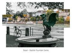 Basilisk 6 (AndiP66) Tags: basel basilisk brunnen fountain serie series schweiz switzerland rhein rhine river fluss ship schiff sony sonyalpha 7markiii 7iii 7m3 a7iii alpha ilce7m3 sonyfe55mmf18zazeisssonnart zeissfe55mmf18 zeiss fe 55mm f18 sel55f18z andreaspeters