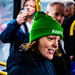 A Smiling Sarah Ross, TransLink's Chief Planner, On Her RapidBus