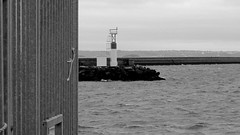 Door to sea (patrick_milan) Tags: brest door finistere bretagne sea mer xater light house