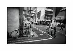 Tokyo - Akihabara (Punkrocker*) Tags: leica m7 voigtlander vc colorskopar 21mm 214 wide ltm film kodak trix 400 street city people akihabara tokyo japan japon nihon nippon travel