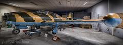 SUPER SAETA HA-220 (juan carlos luna monfort) Tags: avion plane hdr cahs centred´aviaciohistoricalasenia montsia tarragona lasenia historia nikond810 irix15 calma paz tranquilidad
