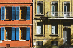 N°53.5 (Clém VDB / Tiogris) Tags: façade maison devanture house storefront ville city architecture colors composition toulouse
