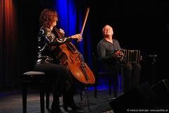 Asja Valcic: cello / Klaus Paier: bandoneon, accordion (jazzfoto.at) Tags: rx100mv rx100m5 sony