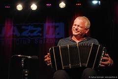 Klaus Paier: bandoneon, accordion (jazzfoto.at) Tags: rx100mv rx100m5 sony