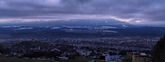 Early morning in Innsbruck (Ernst_P.) Tags: arzl aut innsbruck kalvarienberg olympischesdorf österreich panorama purnhofweg schiesstand sonnenaufgang tirol wolken sigma art 50mm f14 austria autriche tyrol paisaje landscape landschaft stadt town ciudad