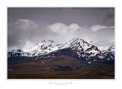 Mount Ruapehu - New Zealand (Dominic Scott Photography) Tags: newzealand volcano sony volcanic mountruapehu dominicscott ilce7rm3 sel2470gm a7rm3 a7rmiii snow clouds manfrotto gmaster