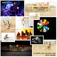 weeLEGOman – 12 months since the Dark Ages 2019 Review! (weeLEGOman) Tags: lego weelegoman disney star wars emperor palpatine apocalypseburg bus classic space mandalorian ghost rider dodge jurassic park trex godzilla jedi yoda count dooku lightsaber lightsabers battle lightning rey bb8 sand storm death zombiekitty toy macro photography outdoors outside photoshop evileyegoshawk brickarms mod moc custom figbarf fig barf nikon d7100 105mm robert trevissmith