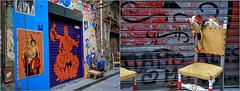 Dans le vieux Palerme, Sicile, Italie (claude lina) Tags: claudelina italia italie italy sicilia sicile sicily palermo palerme ville town cita architecture arturbain streetart