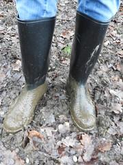 Nora Anton (Patrick B. Aigle) Tags: stiefel gummistiefel rubber boots bottes caoutchouc