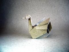 Cisne - Jaime Niño (Rui.Roda) Tags: origami papiroflexia papierfalten cygne swan cisne jaime niño