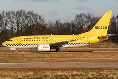 D-AGEQ (PlanePixNase) Tags: aircraft airport planespotting haj eddv hannover langenhagen plane boeing 737 hlx hapaglloyd express 737700 b737