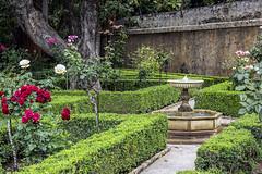 Generalife, Jardín alto (ipomar47) Tags: generalife granada andalucia españa spain arquitectura architecture worldheritage patrimoniomundial patrimoniodelahumanidad jardinalto jardin garden