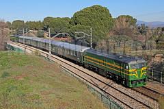 Tren de los Reyes 2020 (Mariano Alvaro) Tags: 321 renfe alco diesel locomotora alsa rail tren reyes magos 2020 canon 6d casa campo