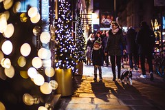 Paris (tomabenz) Tags: night blur color people streetshot santa sony a7riv urban paris bokeh nightshot feast streetview light shadow europe street photography france lightandshadow sonya7riv streetphotography mitakon speedmaster 50mm f095