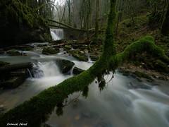Cascade du Moulin de Rochanon - Bolandoz (francky25) Tags: cascade du moulin de rochanon bolandoz franchecomté doubs